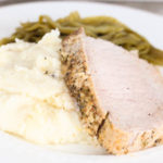 Rosemary Garlic Pork Loin