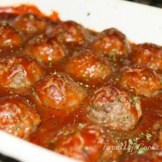Salisbury Steak and Gravy Meatballs