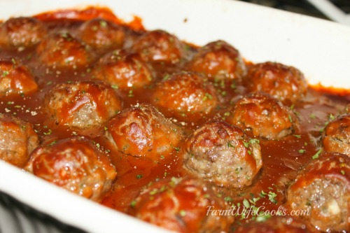 Are you looking for a great twist on an old favorite? Salisbury Steak and Gravy Meatballs is comfort food at it's finest. This recipe is sure to be a family favorite.