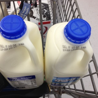 Where does your milk go?