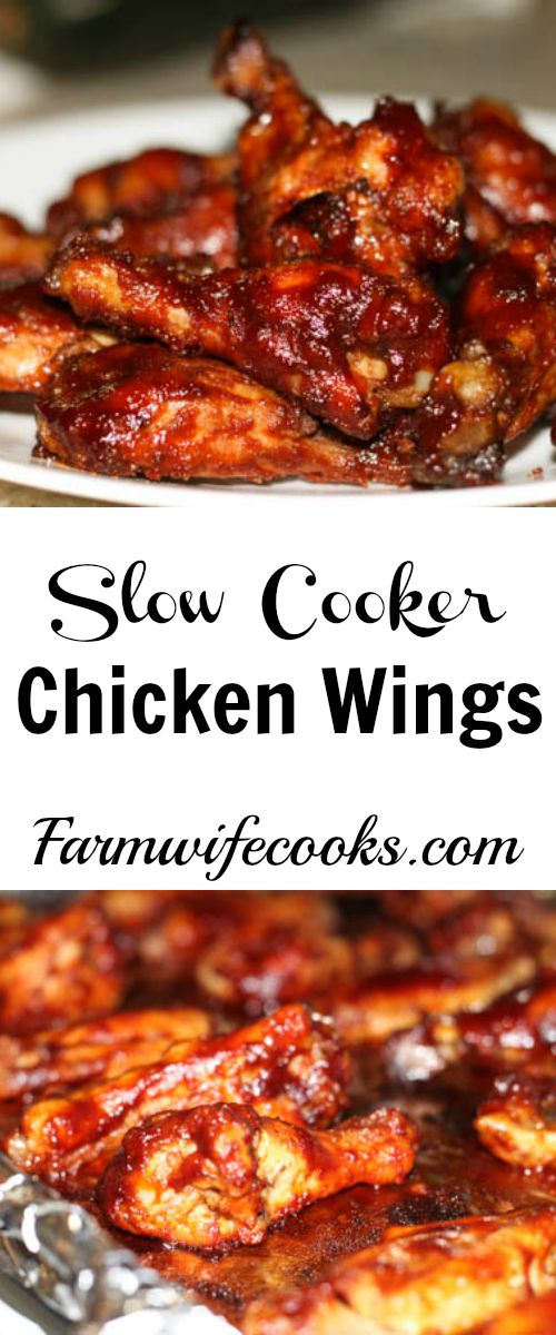 Sticky Chicken Wings The Farmwife Cooks