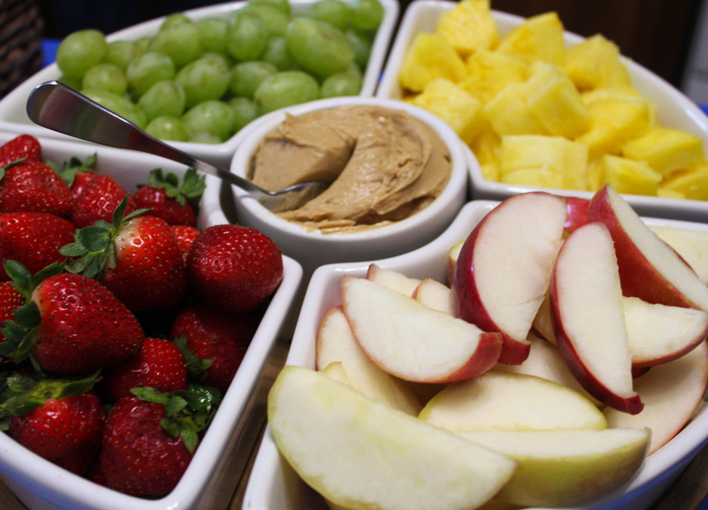 Are you looking for a fruit dip recipe? This Peanut Butter Fruit Dip recipe is delicious and makes enough for a crowd!