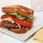Sausage Smash Burger, perfect burger recipe!
