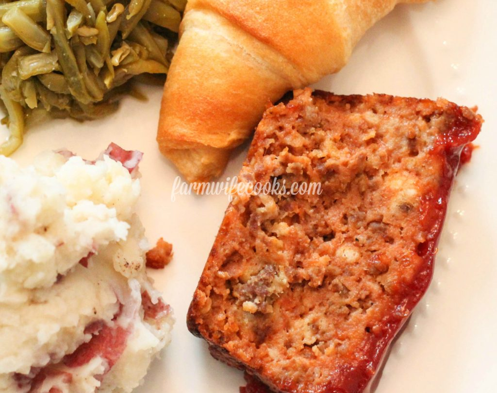 Are you looking for a tried and true classic Meatloaf recipe? This recipe is comfort food at it's finest!