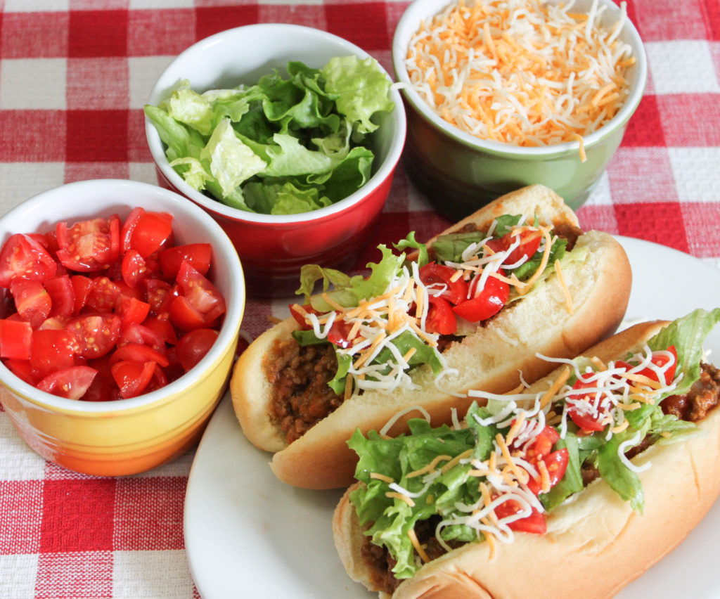 Are you looking to kick up Sloppy Joe night? These Crock Pot Taco Joes are an easy family friendly recipe that are perfect for busy nights. This recipe is perfect for feeding a crowd and makes a great freezer meal.