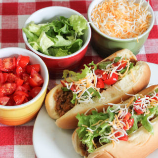 Are you looking to kick up Sloppy Joe night? These Taco Joes are an easy family friendly recipe that can be tossed in the crock pot for busy nights. This recipe also makes a great freezer meal.