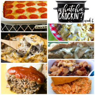 Crock Pot Recipes Wk 4 Final