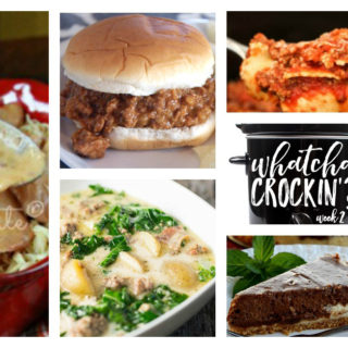 Whatcha Crockin Week 2 FB