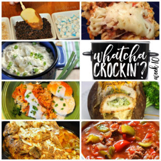 Whatcha Crockin Wednesday Week 10