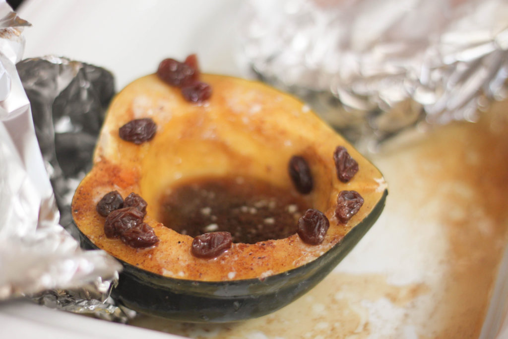 Are you looking for a tasty way to cook acorn squash? This Slow Cooker Buttery Acorn Squash is an easy recipe with all the flavors of fall!