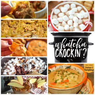 Slow Cooked Chicken and Dumplings – WCW – Week 21