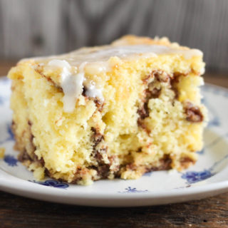 Crock Pot Coffee Cake