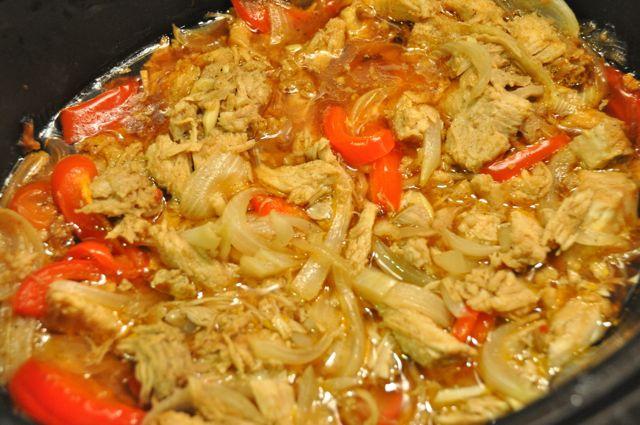 Beer Braised Crock Pot Pork Carnitas