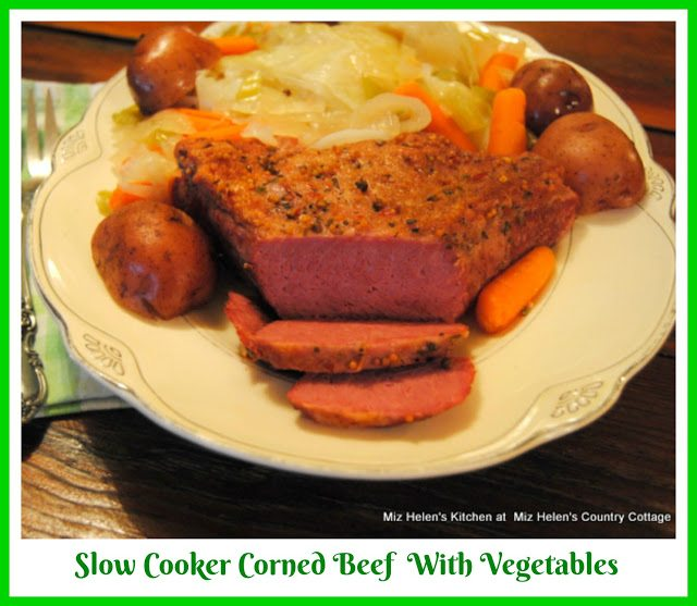 Corned Beef with Veggies