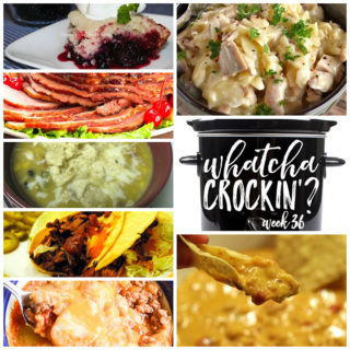 Slow Cooker Chicken and Noodles – WCW – Week 36