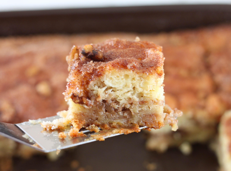 Substituting Sour Cream For Milk In Cake Recipe