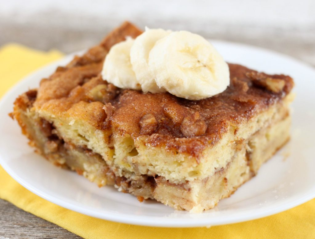 Apple Banana Cake Recipes Easy