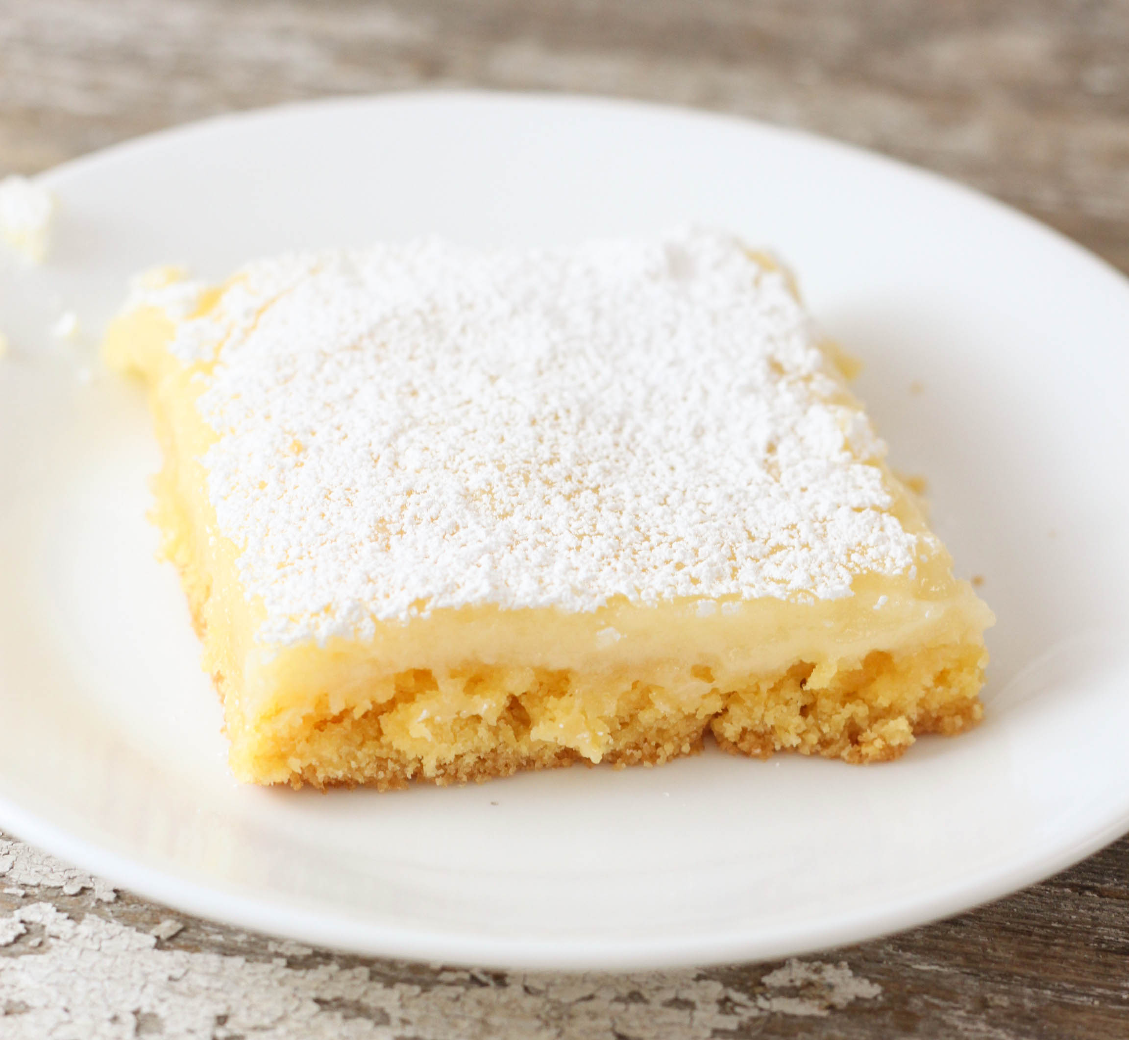 Simple Butter Cake Images : Gooey Butter Cake - The Farmwife Cooks