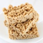 No-Bake Peanut Butter Cheerio Bars