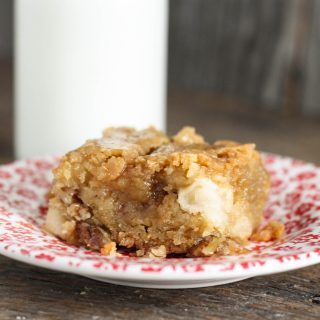 This Caramel Apple Coffee Cake is the perfect apple recipe for breakfast or dessert.