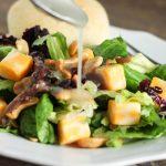 Cranberry Lettuce Salad