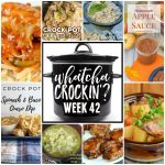 Chicken Enchilada Soup -WCW – Week 42