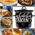 Crock Pot Chicken and Noodles – WCW – Week 41