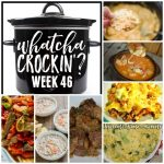 Crockpot Chicken Wild Rice Soup – WCW – Week 46
