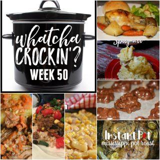 Crockpot Candy Peanut Clusters – WCW – Week 50