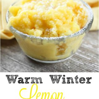 Are you looking for a great slow cooker dessert recipe to warm you up on a cold winter's day? Look no further! This Warm Winter Lemon Cake will have everyone asking for seconds!