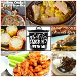 Slow Cooker Beef and Noodles – WCW – Week 56
