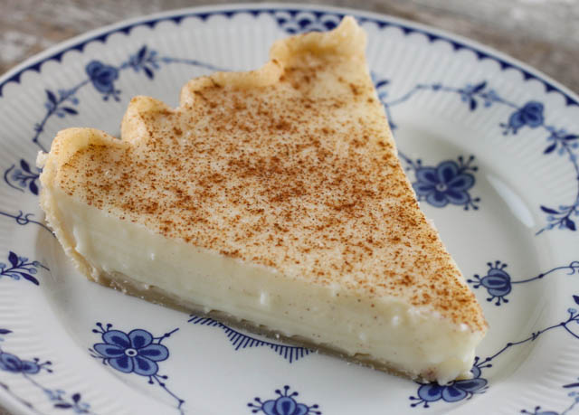 Are you looking for the perfect pie recipe? This Hoosier Sugar Cream Pie is a family favorite!