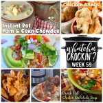 Slow Cooker Pulled Chicken – WCW – Week 59