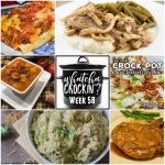 Instant Pot Cheesy Chicken Broccoli Rice – WCW – Week 58