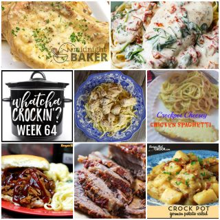 Slow Cooker Onion Cream Pork Chops – WCW – Wk 64
