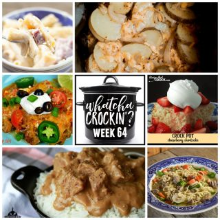 Slow Cooker Campfire Potatoes – WCW – Week 63