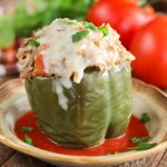 Instant Pot Italian Stuffed Peppers