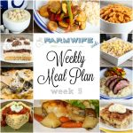 Meal Plan Week 5