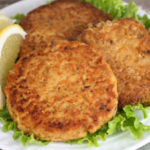 Grandma's Salmon Patties are an easy recipe that uses canned salmon and is one of grandmas most requested meals!