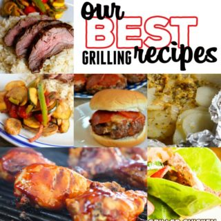 These recipe are some of our best grilling recipes and are easy to make and enjoy all summer long!
