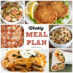 Easy Weekly Meal Plan