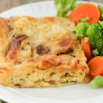 Easy Chicken Casserole with Chicken Noodle Soup
