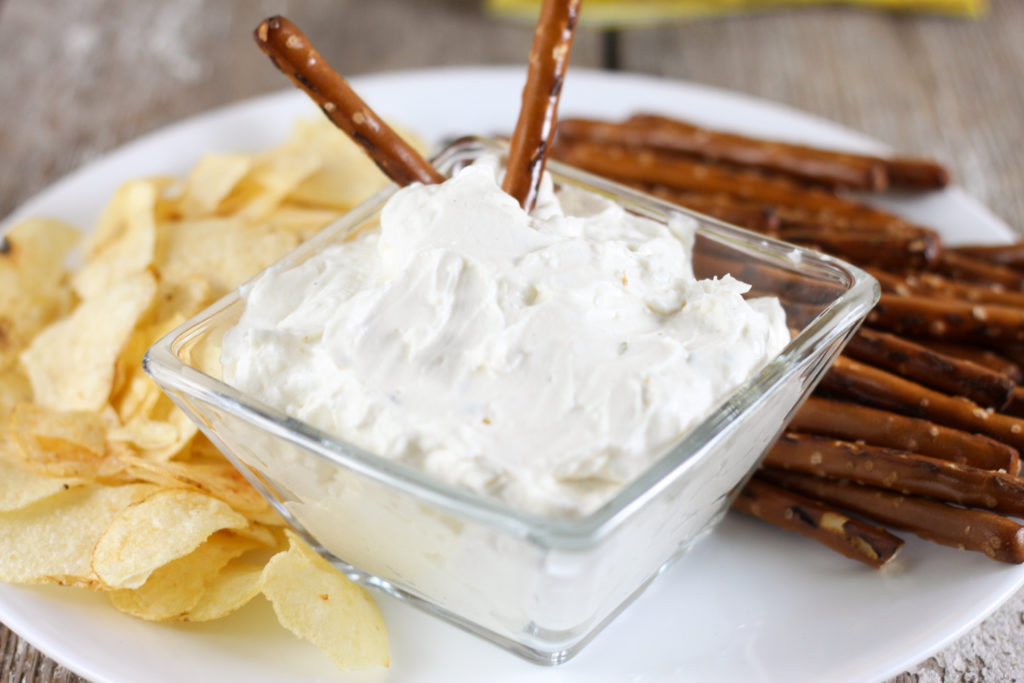Ranch Chip and Vegetable Dip