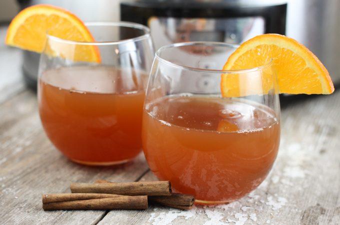 Hot Cider Wassail